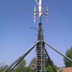 VAWT VertikalAchsWindturbine ev 300