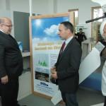 Bundesumweltminister mit regem Interesse für Kleinwindenergie