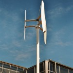 Windturbine VAWT ev 300