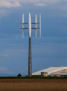 q99 mit 12 m Flügellänge und 8 m Dorchmesser